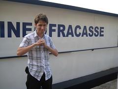 Capitaine Fracasse!