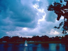 Storm Clouds over Glendover Park