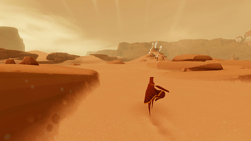 Journey - Motion by PlayStation.Blog.