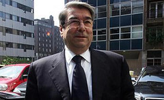 Il presidente Spinelli