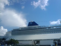 Norwegian Sky at Port of Miami