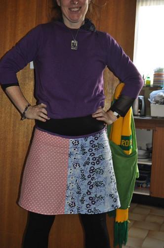 quarter skirt3411