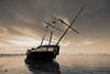 Shipwrecked (ICT_photo) Tags: abandoned boat ship pirate sail mast wreck derelict