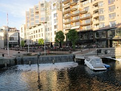 Summer Party at Aker Brygge in Oslo #2