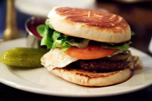 1/4 LB. Sirloin Burger