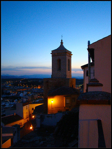 Torre-Campanario de la Villa