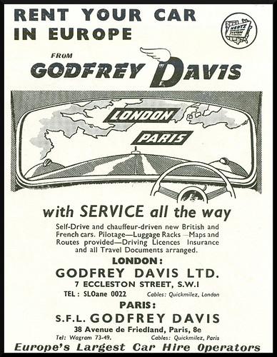Godfrey Davis Car Hire