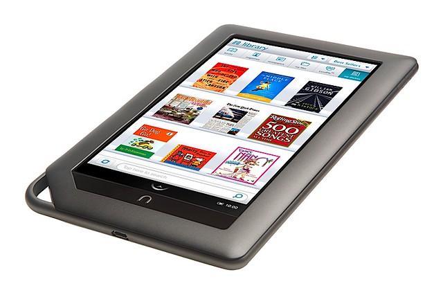 Barnes & Noble tablet Nook Color