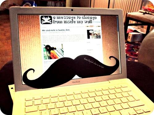 Mein Blog hat schon so nen Bart...