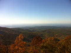 View from Mill Creek Overlook