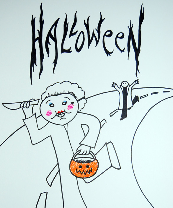 Design Challenge - Halloween 5133915804_07c6f49098_b