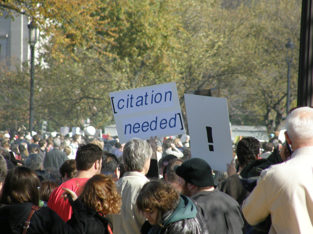 citation needed by Dan4th, on Flickr