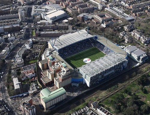 ´The Bridge´ ligt middenin de woonwijk Fulham.