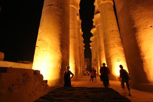 Templos de Egipto