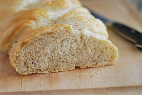how to make crusty italian bread