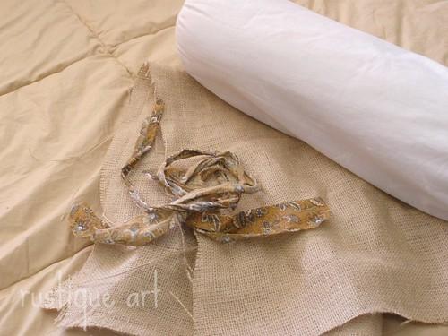 Pillows Gathering Supplies