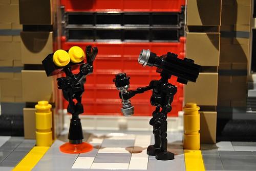 Newsbot and Dramabot