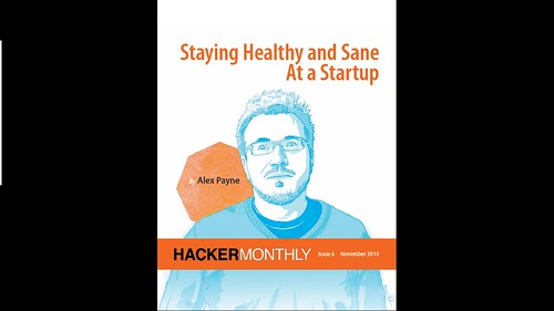 HackerMonthlyCover