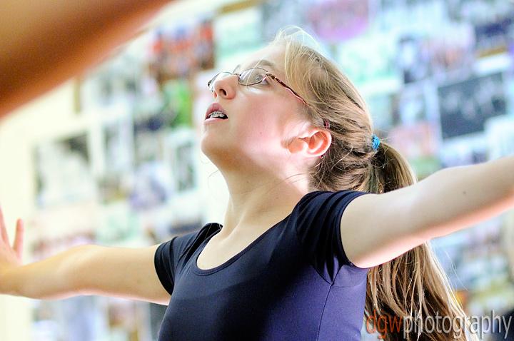 Dance Class...