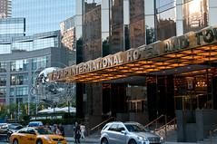 Trump International Hotel and Tower (Pierre Gautreau) Tags: newyork globe trumpinternationalhotel themebuildings