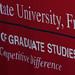 Graduate Schools at Grad Fair