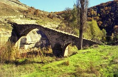 Svoliani stone bridge