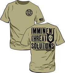 ITS Short-Sleeve T-Shirt Prairie Dust