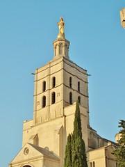 Avignon (lukenotskywalker60) Tags: avignon provance france architecture medieaval unesco heritage site palaisdespapes avignoncathedralnotredamedesdomsdavignon cathedral notre dame des doms davignon
