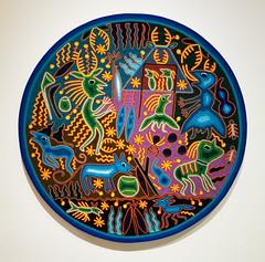 20170421_150723 (jaglazier) Tags: 19382009 1938ad2009ad 21stcentury 21stcenturyad 42117 animals april benitez bowls canada copyright2017jamesaglazier feathers horns huichol huicholesapeoplewalkingtowardsthelightwixarikaartbyjosebenitzsanchez insects josebenitezsanchez kawitu legends mammals mexican mexico myths ontario pilgrimage religion rituals sanchez shaman shamanic shamans specialexhibits textilemuseumofcanada textiles thedesertofdawn thethirdworld toronto urbanism wax art centipedes cities crafts deer dogs hallucinations jicaras maraakame modern museums muwierite pipes spiders stags stars tribal visions wands yarn