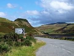 Directions. (saramcfarlane) Tags: skye signpost landscape scotland