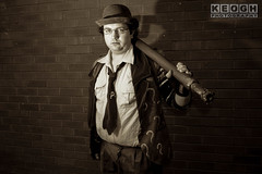 IMG_1795.jpg (Neil Keogh Photography) Tags: gloves tie dccomics theriddler shirt bowlerhat pants tv jacket questionmark videogames film male boots purple batman suit manchestersummerminicon cosplay cosplayer black green glasses comics walkingcane white