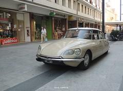 Citroën DS (regular carspotting) Tags: citroen citroën ds french