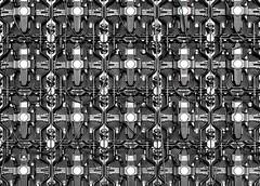 Electrified (XoMEoX) Tags: schaltungen abstrakt abstract electric electronics elektrik elektronik veranstaltungstechnik screen leinwand back rückseite kabel cables cable wired verbunden electrified angeschlossen anschluss anschlüsse screens infoscreen sony rx100m2 dscrx100m2 rx100 pattern muster repetition wiederholung connectivity verbindungen verschaltet verschaltung engineering modular