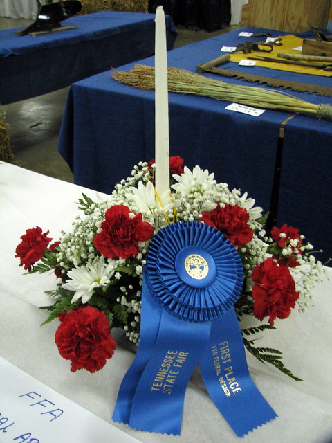 09 TN State Fair #47: Floral Competition