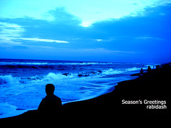 ~SeasOn's Greetings~ (rabidash*) Tags: new sea india colour art love beautiful beauty season photography evening amazing cool fantastic flickr shot good awesome year great newyear explore creation dash shore excellent click greetings colourful lovely seashore rabi happynewyear seasonsgreetings gopalpur rabindra supershot marrychristmas abigfave rabidash concordians excxellent rkdash rabidashphotography