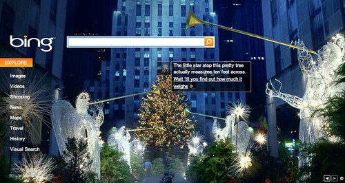 Bing Christmas Theme
