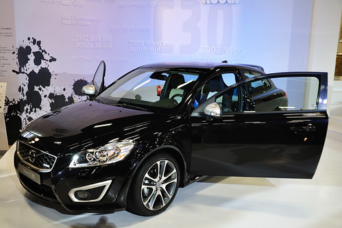 2006 Volvo C30 SportsCoupé D5 (BE) related infomation,specifications - WeiLi Automotive Network