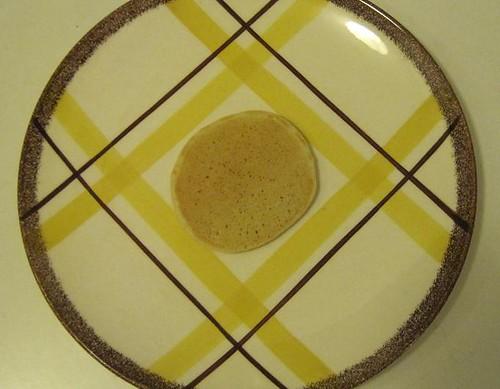 lonely pancake