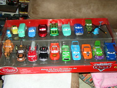 CARS Disney Store 20 CAR SET (1) (jadafiend) Tags: cars wet kids toys team cousins ferrari mater disney tires rhonda pixar target bubba cletus collectors oversized antonio della adults mack showgirls rare exclusive sheila playset disneystore jud f430 pitcrew soaked corsa octane gain buford diecast 3pack hardtofind veloce laverne costanzo 4pack storytellers checkeredflag haulers showstoppers lightningmcqueen finallap brandnewmater rpm64 speedwayofthesouth nostall octain dexterhoover megasized 20pieceset miniandventures haulerset richardclaytonkensington eccelente