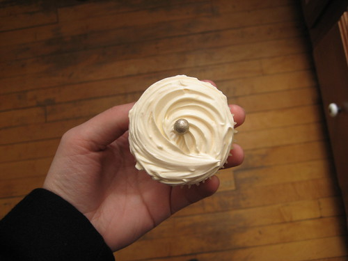 free birthday cupcake!