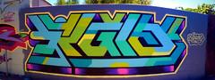 Honeysuckle Lane Panorama (witness 1) Tags: streetart graffiti mural australia adelaide piece anzac honeysucklelane