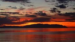 sunsetcolours 30.12.09 b (peterpeers) Tags: sunset zonsondergang kusadasi gunesbatisi 301209
