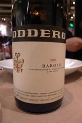 2004 Oddero Barolo