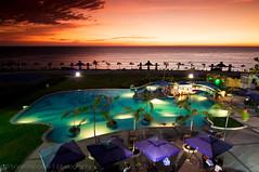 Thunderbird Resort [Pool - Night Shot] (B2Y4N) Tags: sunset beach night swimming nikon asia north resort tokina sanfernando launion thunderbird f28 fivestar ilocandia ilocano d90 northernluzon 1116mm poropoint b2y4n bryanrapadas