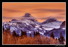 A New Day (James Neeley) Tags: mountain sunrise landscape bravo idaho grandtetons tetons hdr 5xp jamesneeley
