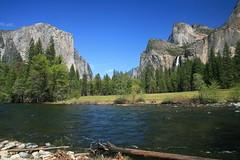 Yosemite Valley (JNovacek) Tags: yosemite halfdome elcapitan