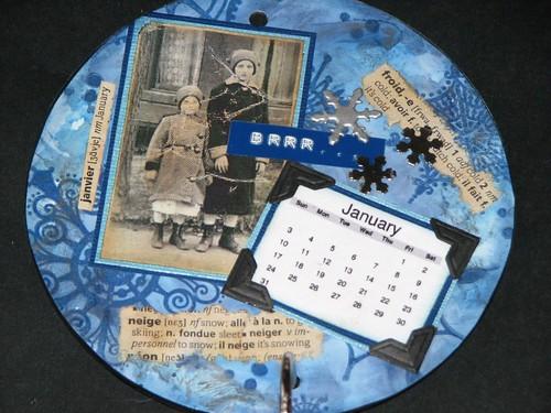 CD Calendar - January 011