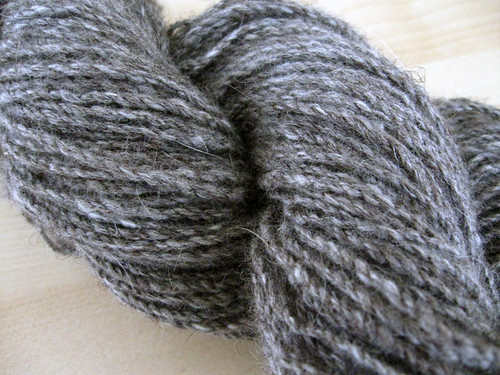 4-strand cabled yarn from spunwoven designs