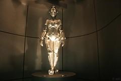 Metropolis (sleepyhead's) Tags: berlin art germany movie robot maria wanderlust replica metropolis 1927 fritzlang germancinema movieprob