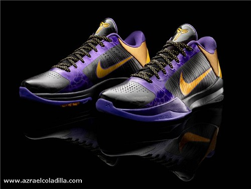 Nike Zoom Kobe 5 product photo 2